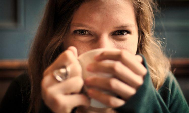 herbata zamiast kawy